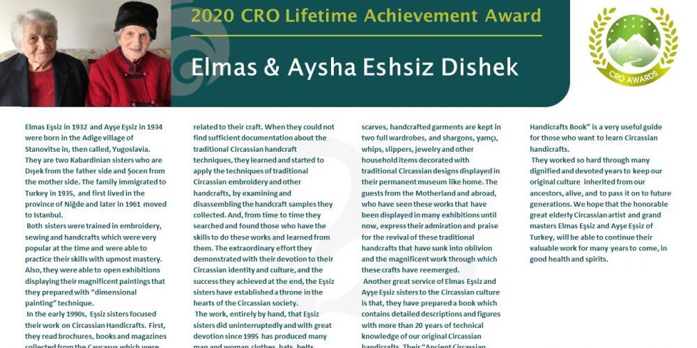 Elmas and Esha info English